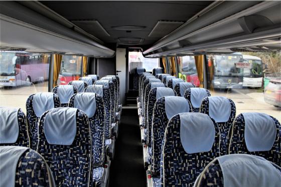 Luxury Bus Hire Port Elizabeth Interior