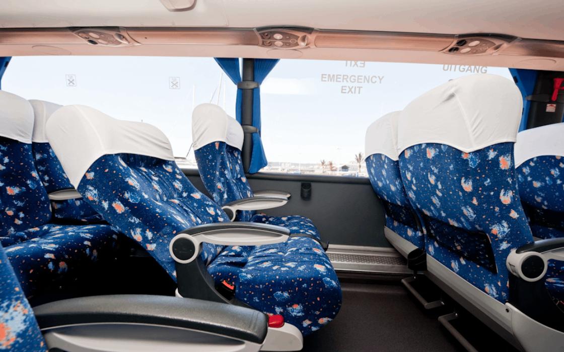 Luxury Coach Hire Services Port Elizabeth